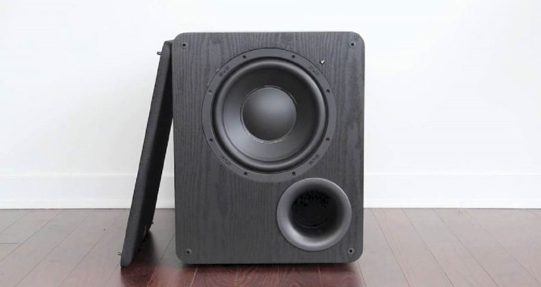 How to put the subwoofer sound louder